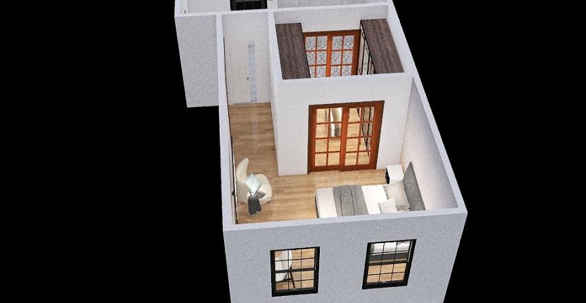 Master Bath (S&L version) Interior Design Render