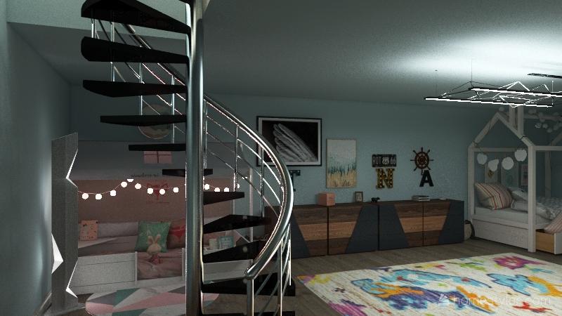 hello Interior Design Render