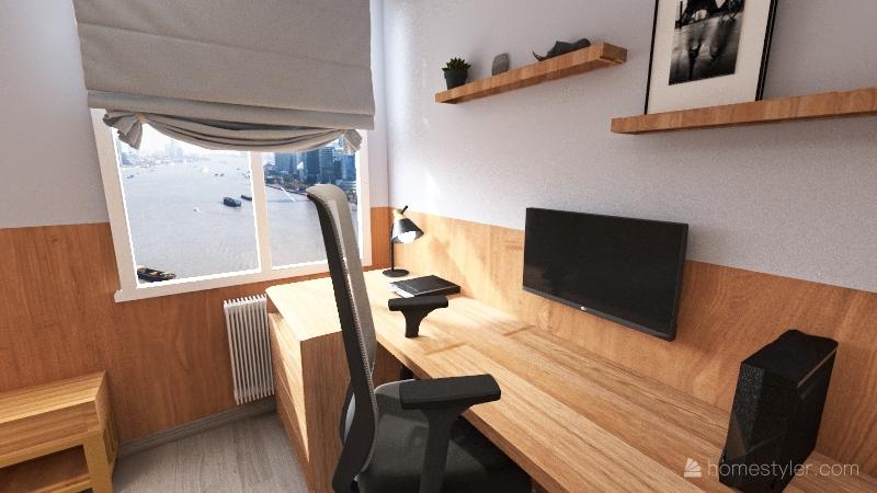 CASA LORANCA Interior Design Render