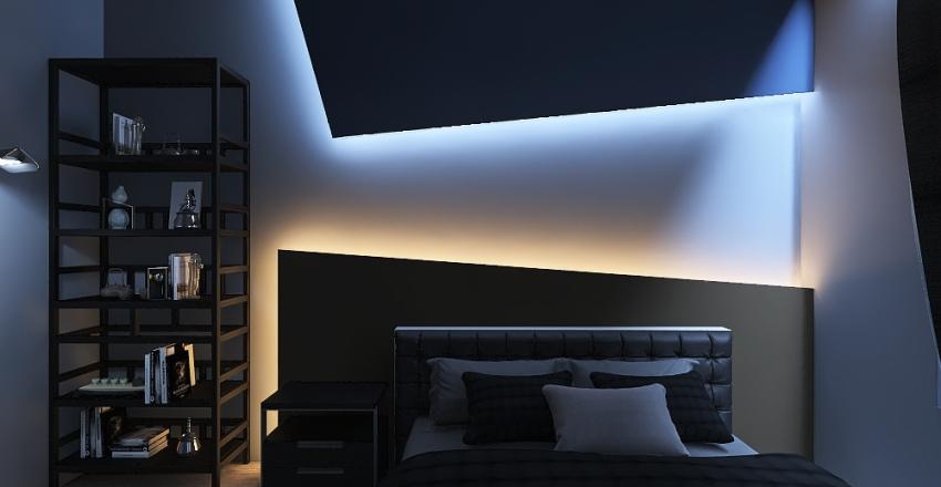 20KA Design Bedroom - Tenesi Interior Design Render