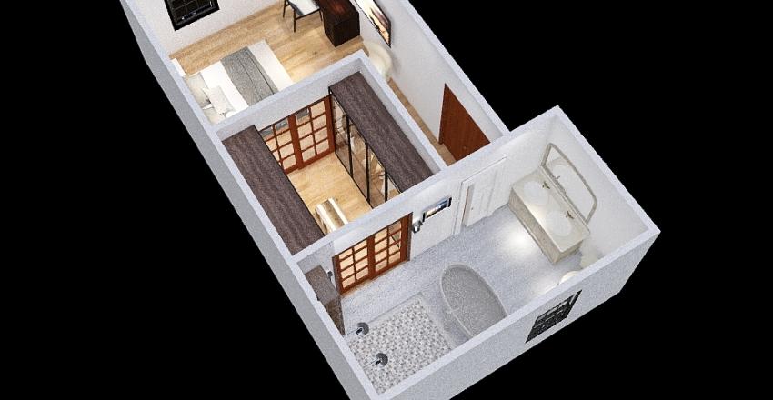 Master Bath (Kens pick) Interior Design Render