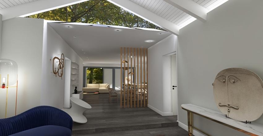 Miami,Fl Interior Design Render