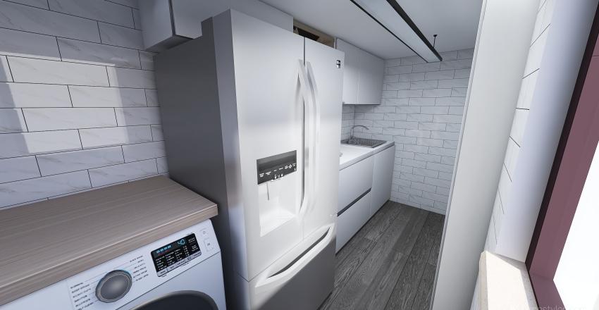 Cocina lauris Interior Design Render