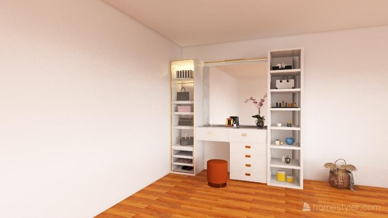 3d model Interior Design Render