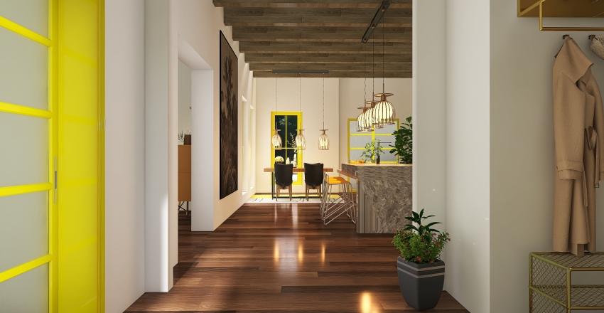 Eksjöhus - Larvik Interior Design Render