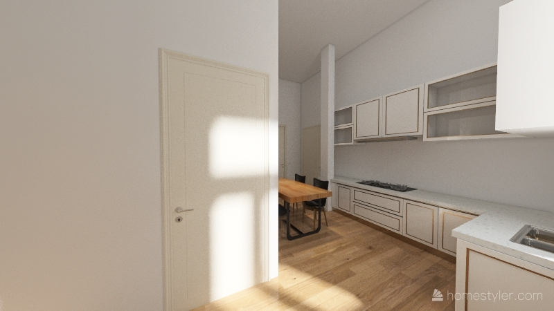 Buday Ver4 Interior Design Render
