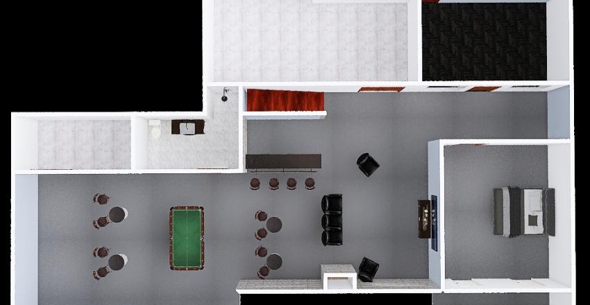 Basement_Share Interior Design Render