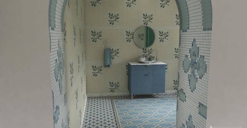 Libyan House Design Interior Design Render