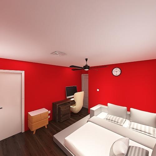 Architecture Redesign Home Interior Design Render