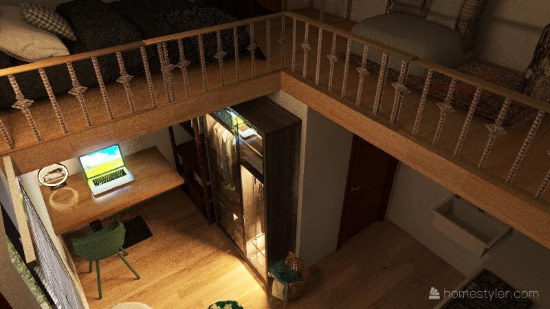 Decor 53 Interior Design Render
