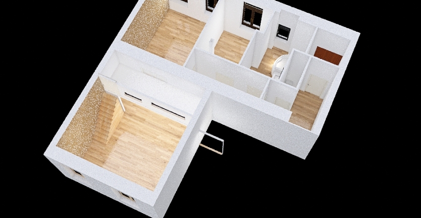 Buday Ver1 Interior Design Render