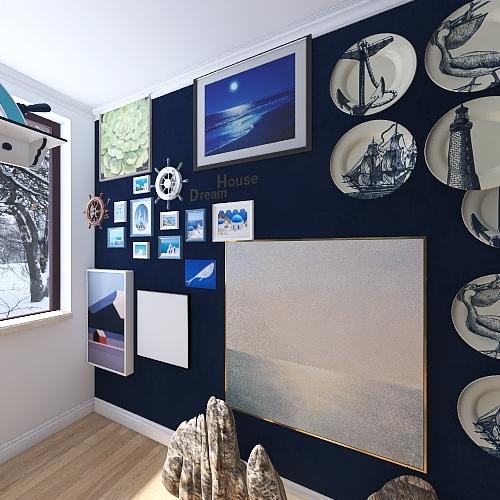 FF 012 фотозона Interior Design Render