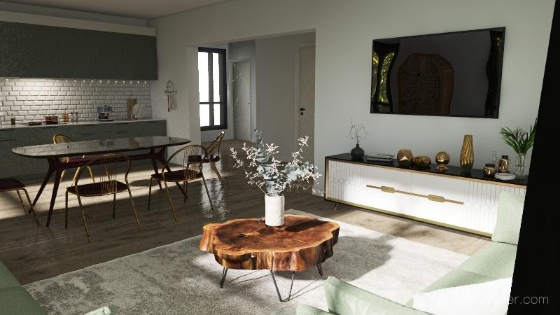 Copy of familyhome Interior Design Render
