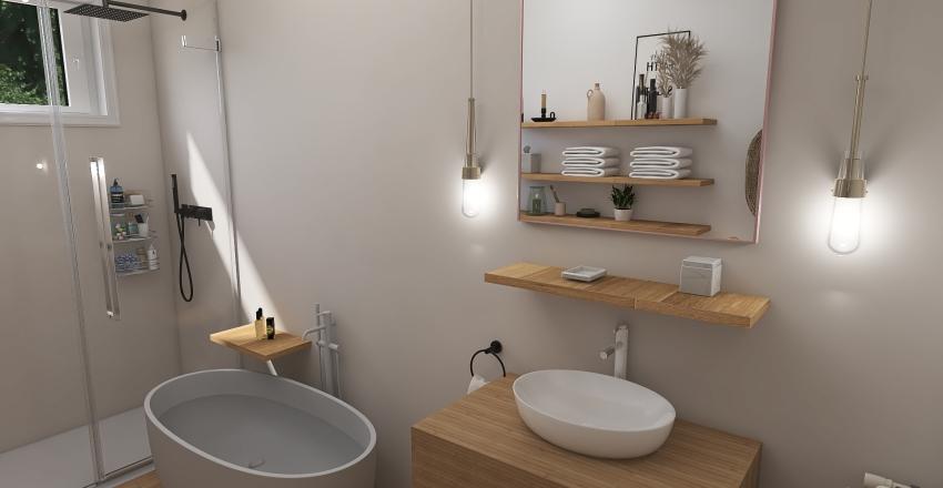 Salle de bain - Interior Design Render