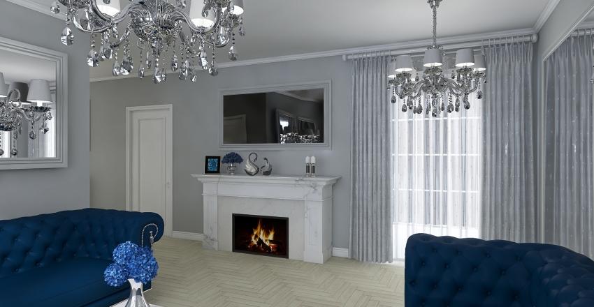 #5 Glamour  Interior Design Render