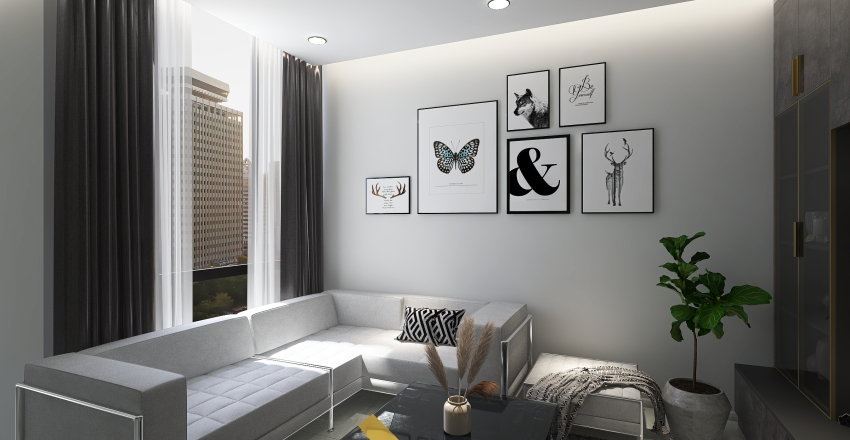 MR-ADEL-LIVINGROOM 02 Interior Design Render