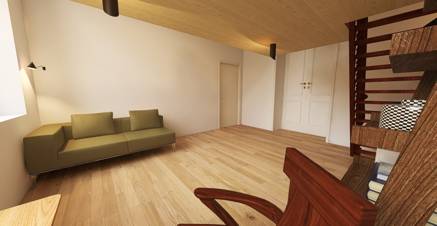 Buday Ver5/a Interior Design Render
