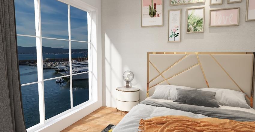 Sweety apartament Interior Design Render