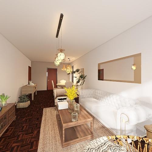 AptoBarreiro Interior Design Render