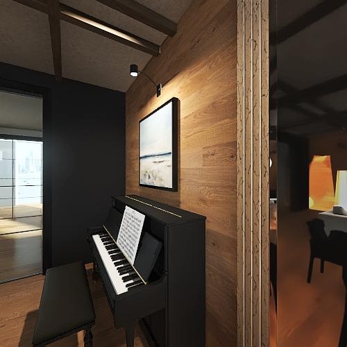 v2_кв Восток Interior Design Render