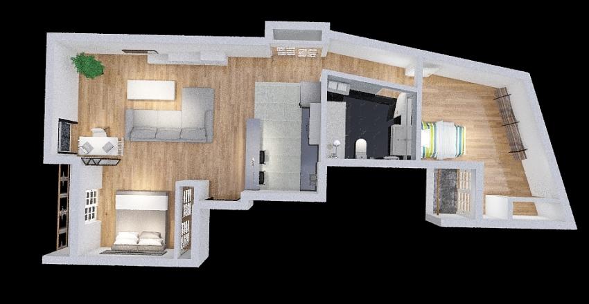 PzConcepcion.Original Interior Design Render