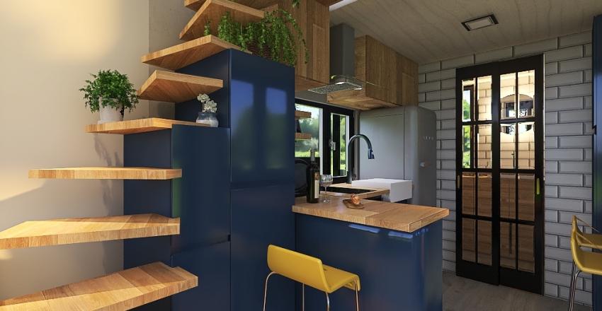 Splendida  v.1 Interior Design Render