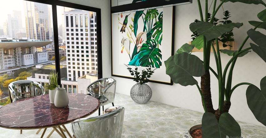 Plants R US Interior Design Render