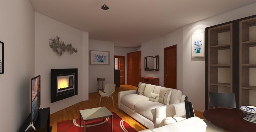 T3 Entroncamento Interior Design Render
