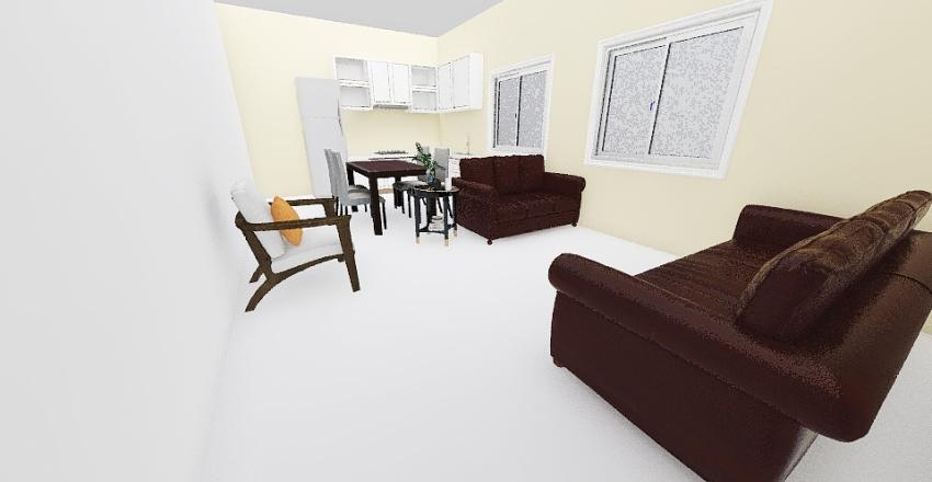 3 andar_Itaqua Priscila Interior Design Render