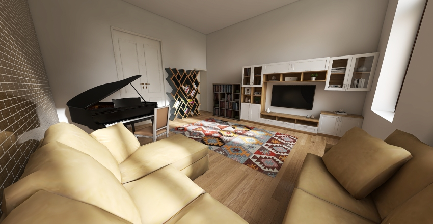 Buday Ver5/c Interior Design Render