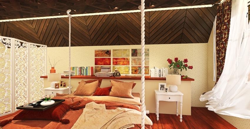 Into The Wild Interior Design Render