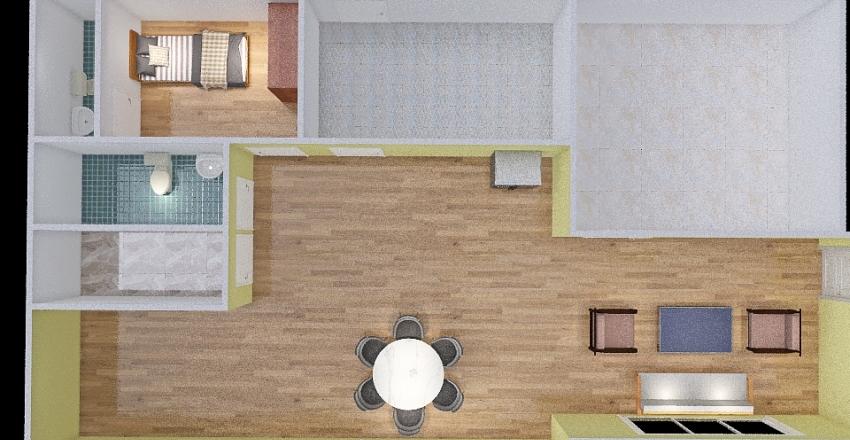 New Ground Floor Interior Design Render