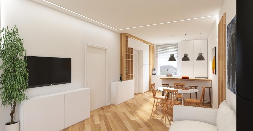 GALLENO Interior Design Render