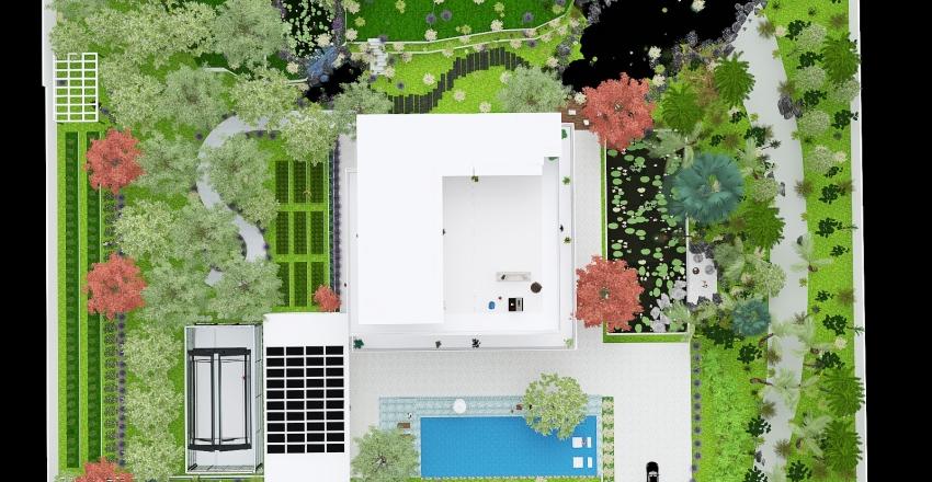 My House 2026 (7500m2) final Interior Design Render