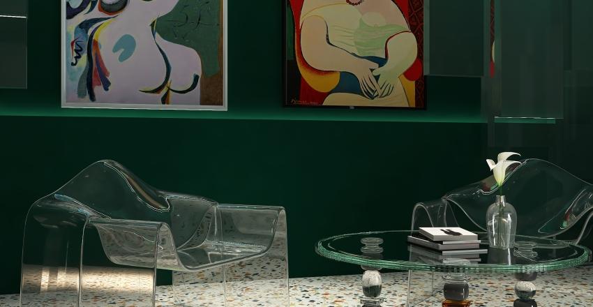 Acrylic Energy #HSDA Interior Design Render
