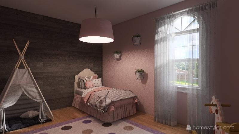 Lovelylittlehouse Interior Design Render