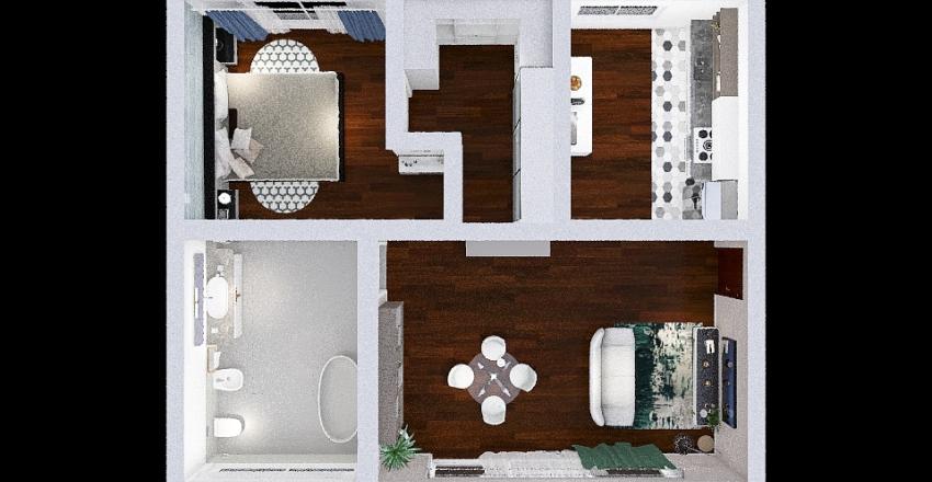 beta Interior Design Render