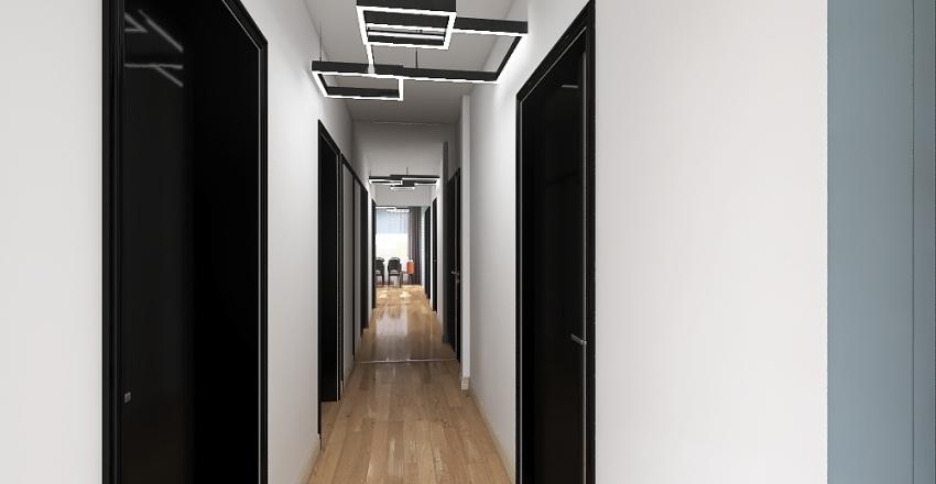KP-100 Interior Design Render