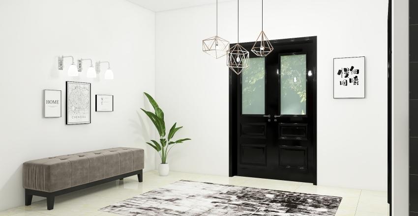 my house hehe <3 Interior Design Render