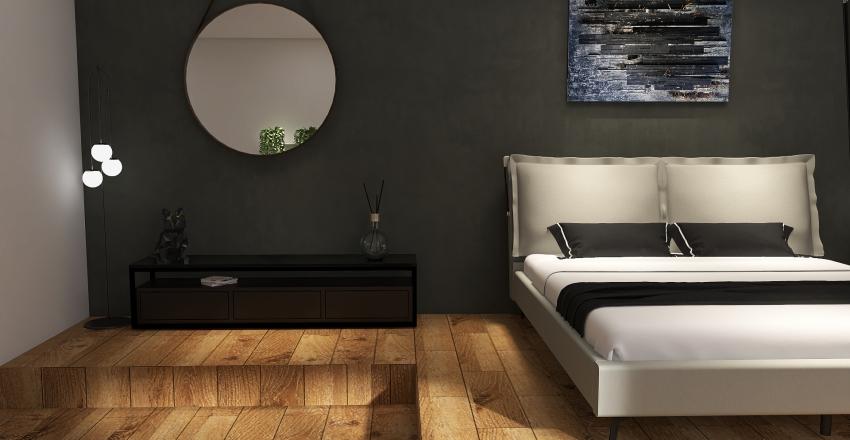 דירה 5 חדרים Interior Design Render