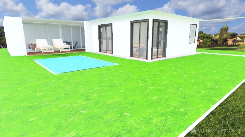 Entrevides 1 Interior Design Render