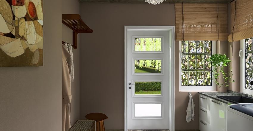 acrylic colors Interior Design Render