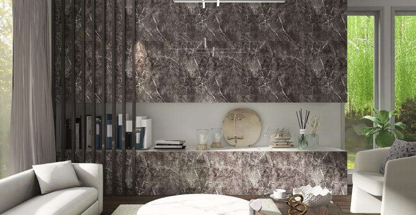 in nature Interior Design Render