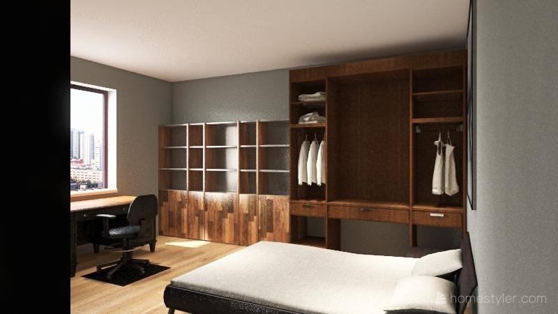 RoomDisign Interior Design Render