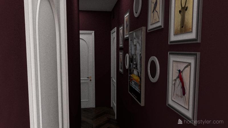 1699 House Interior Design Render