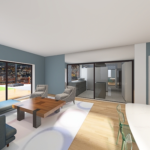 Cerdaca 3 Interior Design Render