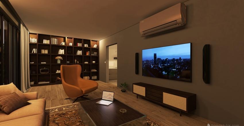 Houseworks Interior Design Render