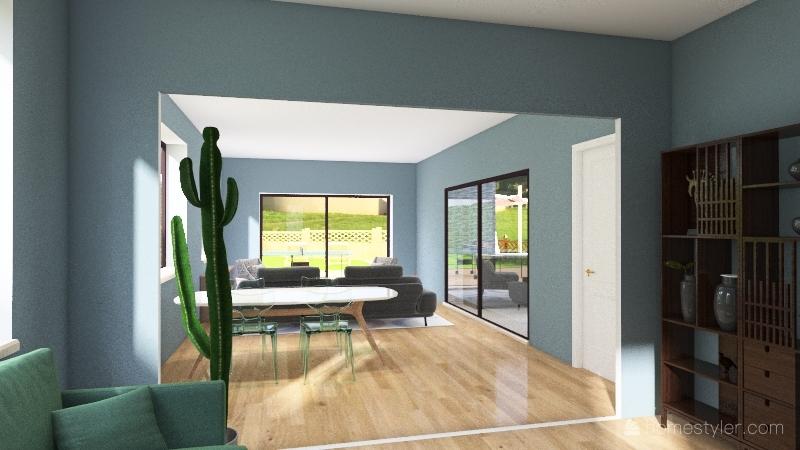Cerdaca 1 Interior Design Render