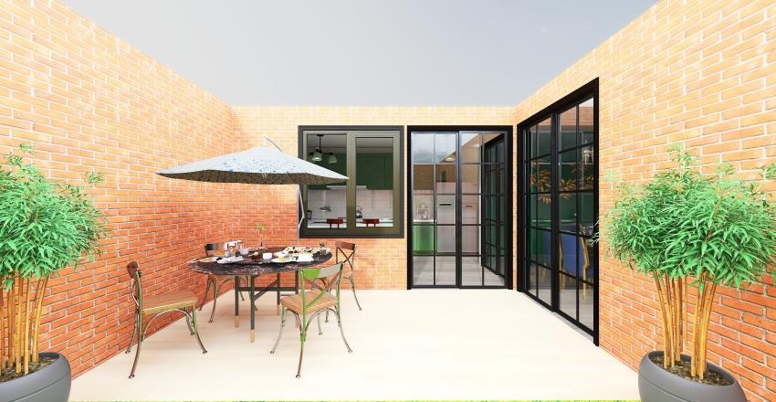 Ágata Interior Design Render