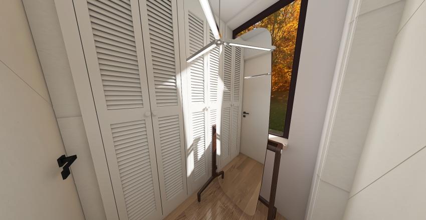 Dom pełnofunkcyjny Interior Design Render